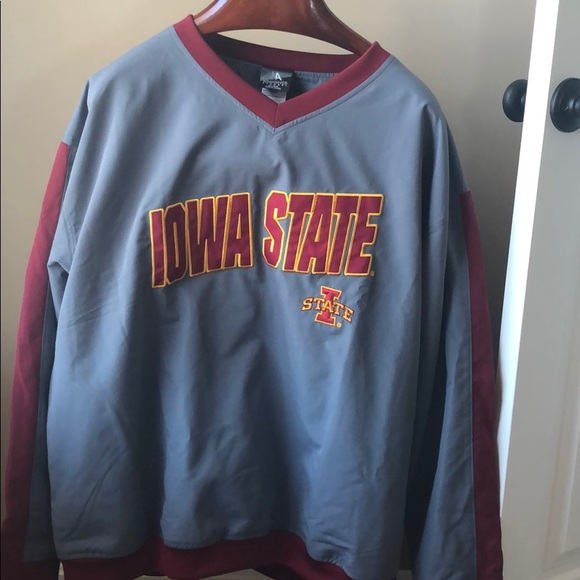Men s Iowa State University pullover c0d29d8d5be4